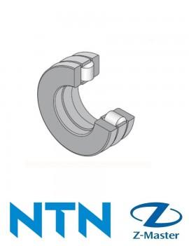 81102T2 Упорный роликовый подшипник с кольцами NTN