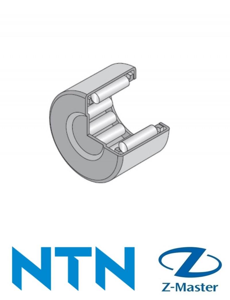 BK2020CT Игольчатый подшипник глухого типа NTN