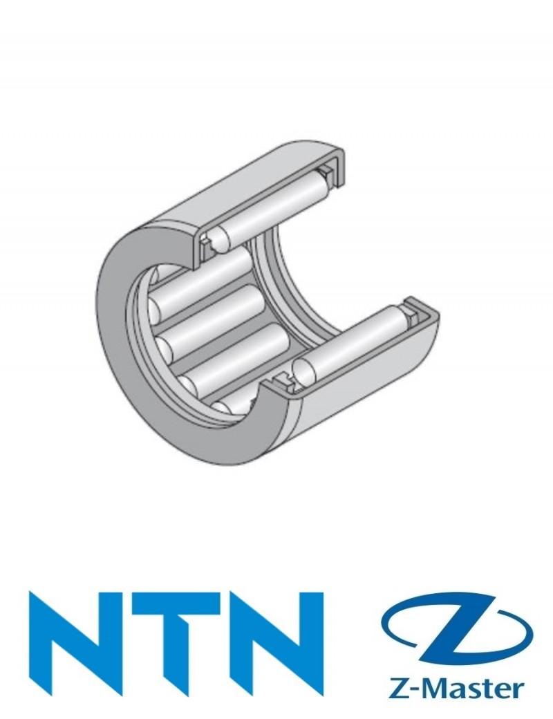 7E-HKS33X38X8 Игольчатый подшипник сквозного типа NTN