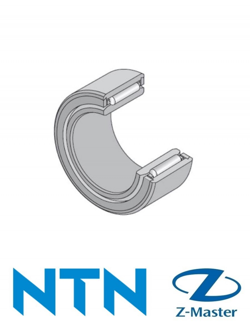 NK1A5905A Игольчатый подшипник с внутренней обоймой NTN