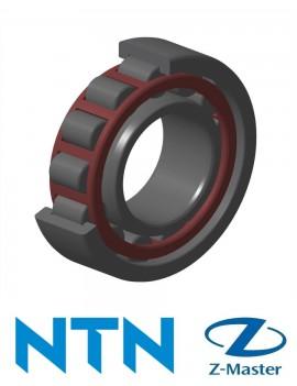 NU312ET2XC3 Однорядный цилиндрический роликовый подшипник NTN