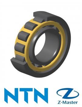 NU2220EG1C3 Однорядный цилиндрический роликовый подшипник NTN