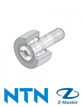 NUKR30/3AS Опорный ролик с цапфой NTN