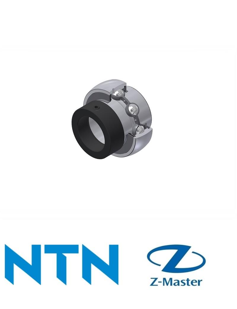 UEL206-102D1W3 Корпусной подшипник с закрепительным кольцом NTN