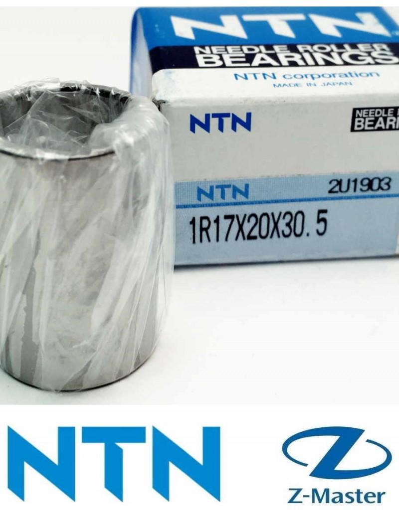1R17X20X30.5 кольцо игольчатого подшипника - IR17X20X30.5