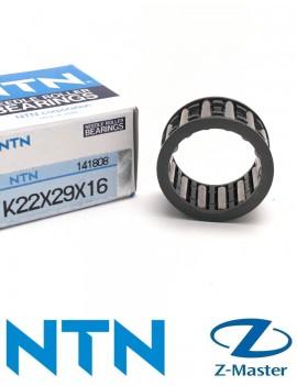 K22X29X16 Игольчатый подшипник без колец NTN