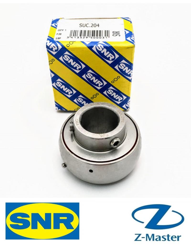 SUC.204 Корпусной подшипник из нержавеющей стали SNR