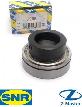 CES205 Корпусной подшипник с цилиндрический наружным кольцом SNR
